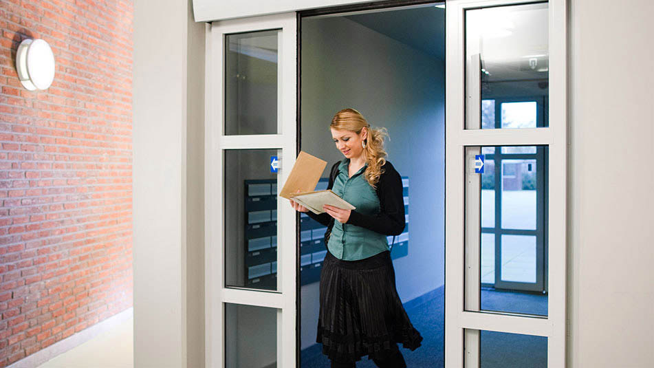 KONE cares for your door safety in all environments.